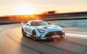 Mercedes выпустил мощнейший суперкар в своей истории