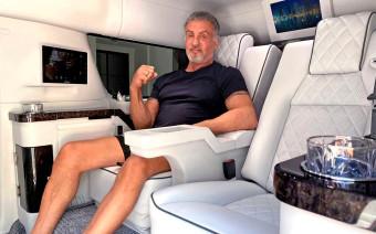 Сталлоне выставил на продажу Cadillac Escalade за 350 тысяч долларов