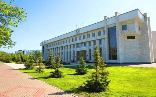Здание Госсобрания РБ