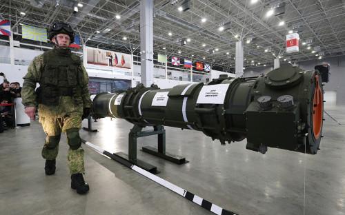 Ракета 9М729