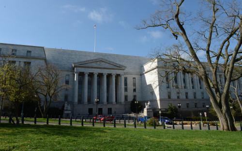 Здание палаты представителей в Вашингтоне