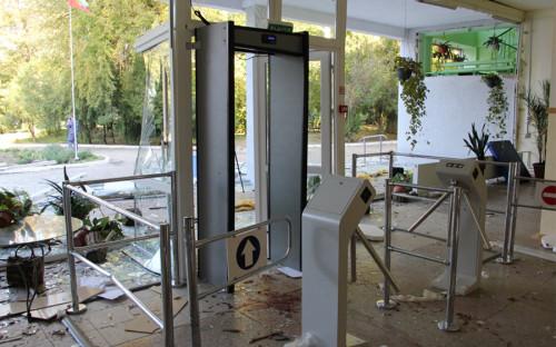 Помповое ружье в здание колледжа подозреваемый в организации нападения пронес беспрепятственно — у входа дежурила только вахтерша