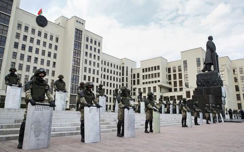 Дом правительства Белоруссии, Минск