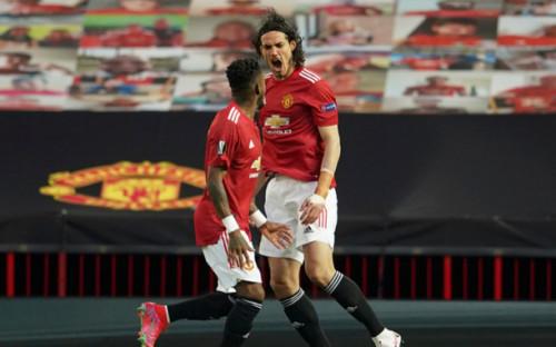 """Фото: Футболисты """"Манчестер Юнайтед"""" (Фото: AP)"""