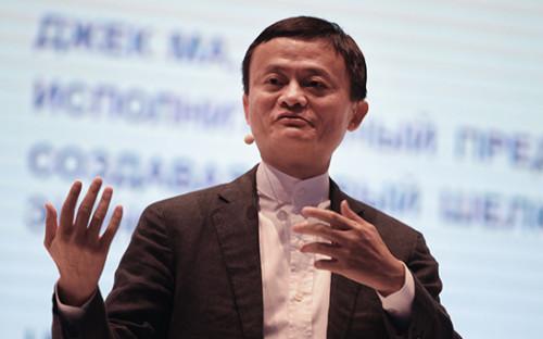 <p>Основатель онлайн-ретейлера Alibaba Джек Ма</p>  <p></p>