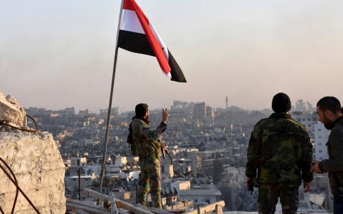 Фото:SANA / Reuters