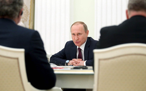 <p>Владимир Путин</p>  <p></p>