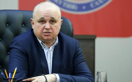 <p>Сергей Цивилев</p>  <p></p>