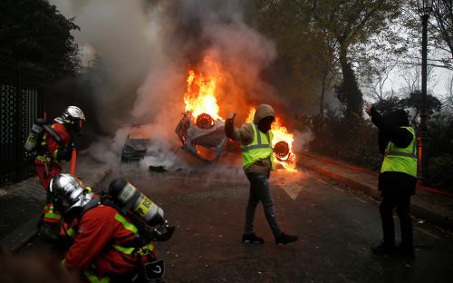 Фото: Stephane Mahe / Reuters