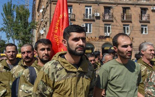 Фото:Мелик Багдасарян / Photolure / ТАСС
