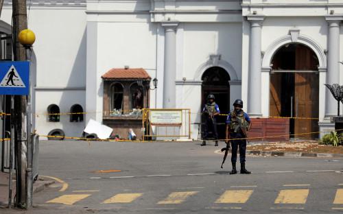 Фото:Dinuka Liyanawatte / Reuters