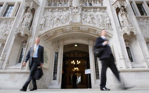 Суд Лондона
