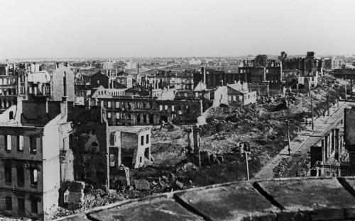 Освобождение Минска, 1944г.