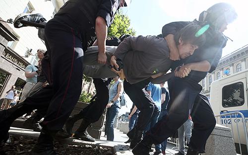 Оппозиция подаст в мэрию заявку на проведение новой акции 10 августа