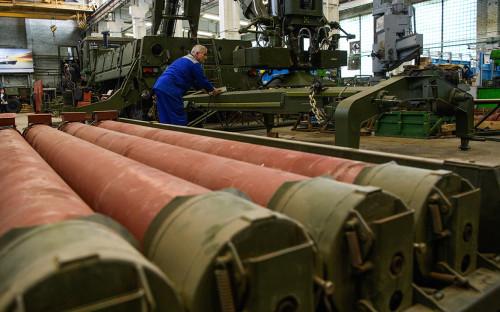 Сборка оборудования для ЗРК С-300П и С-400 на НПП «Старт» в Екатеринбурге