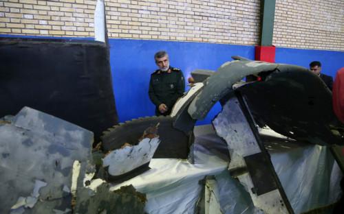 Появилось видео вероятного запуска поразившей Boeing в Иране ракеты