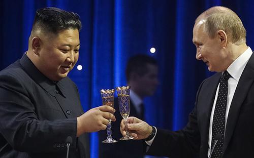 В Кремле поделились впечатлениями о Ким Чен Ыне как о переговорщике