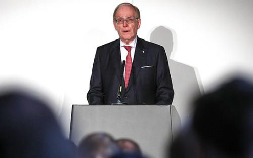 Глава независимой комиссии Всемирного антидопингового агентства (WADA) Ричард Макларен