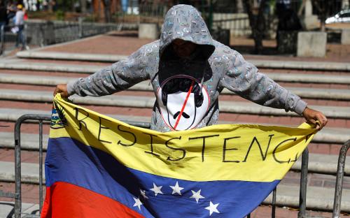 Фото: Miguel Gutierrez / EPA / ТАСС