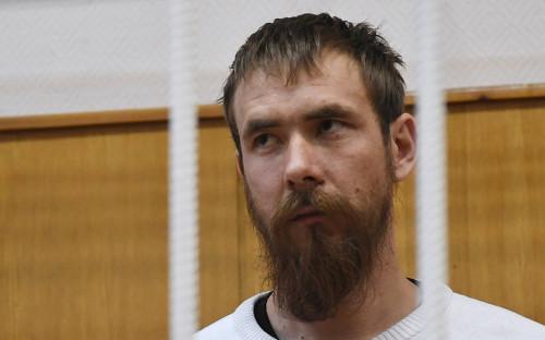 Александр Баянов — один из участников организации «Христианское государство — Святая Русь»