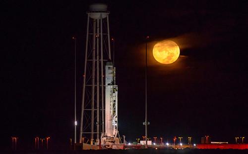 <p>Ракета Antares</p>  <p></p>