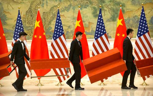 Фото: Mark Schiefelbein / Reuters