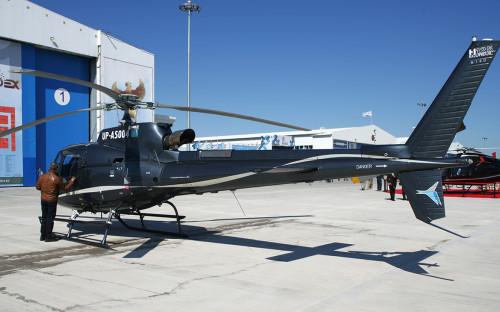 Вертолет Airbus H125