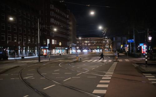 В Нидерландах продлят комендантский час из-за коронавируса до 31 марта