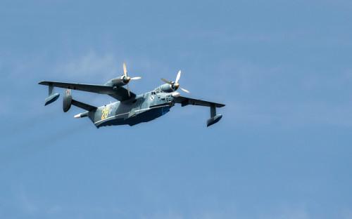 Самолет Бе-12