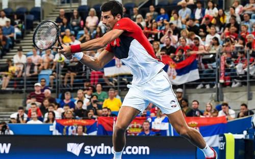 Фото: официальный сайт ATP Cup