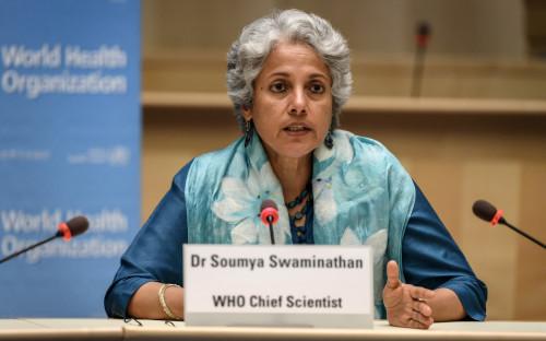 Сумия Сваминатан
