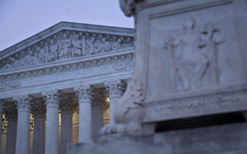 <p>Верховный суд США</p>  <p></p>