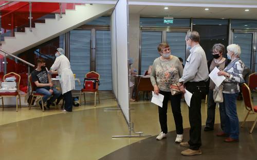 Попова призвала россиян привиться от коронавируса в ближайшие 10 дней