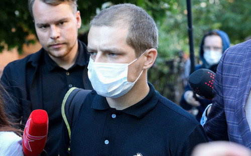 Сын Сергея Захарова, погибшего в ДТП с участием Михаила Ефремова