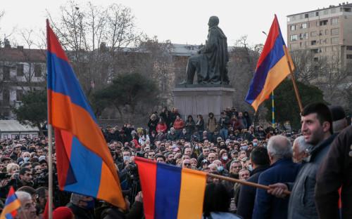 Фото:Hrant Khachatryan / PAN Photo via AP