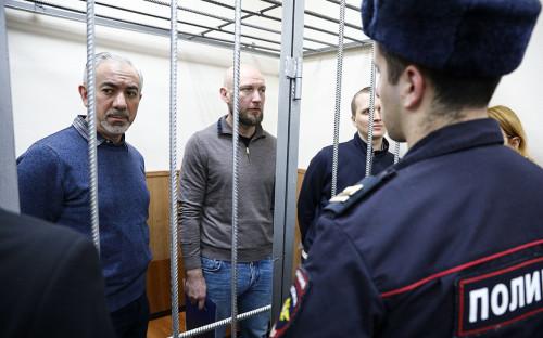Ваган Абгарян,Максим Владимиров и Иван Зюзин