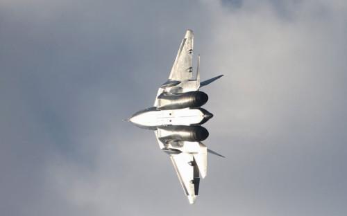 Российский многофункциональный истребитель Су-57