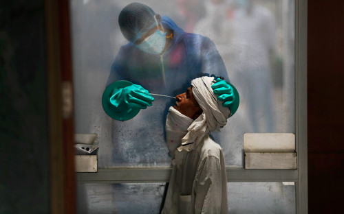 Фото: Manish Swarup / AP