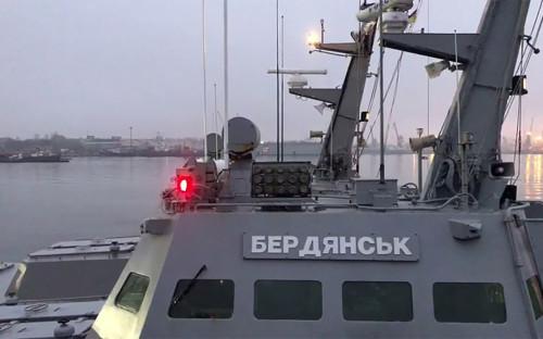 Фото:Снимок с видео / Пресс-служба ПУ ФСБ по Республике Крым / ТАСС