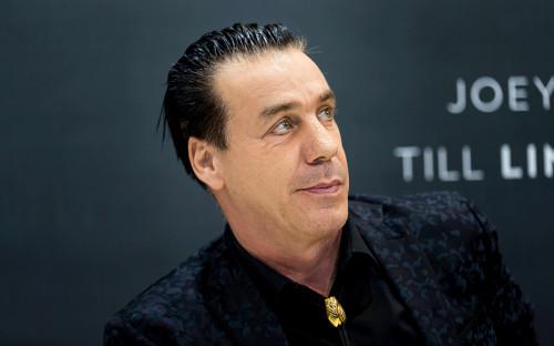 Тилль Линдеманн
