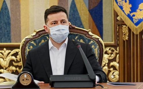 <p>Владимир Зеленский</p>