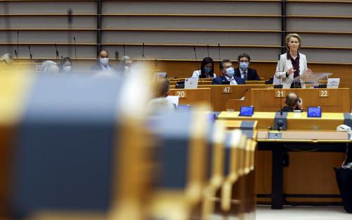 Заседание Евросовета