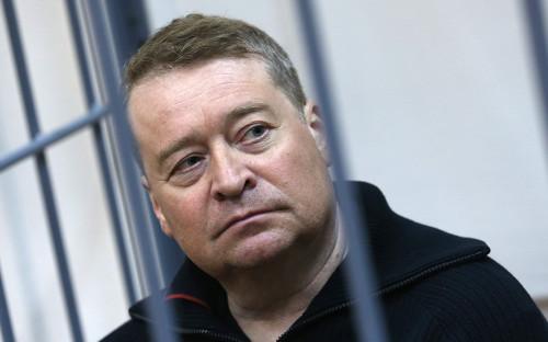 <p>Леонид Маркелов в Басманном суде</p>