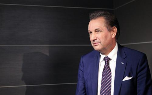 <p>Президент АвтоВАЗа Бу Андерссон</p>