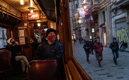 Путин и Эрдоган обсудили коронавирус и безопасность Турции для туристов
