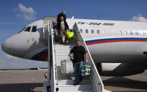Вышинский сообщил о просьбе Москальковой не спешить с отъездом с Украины