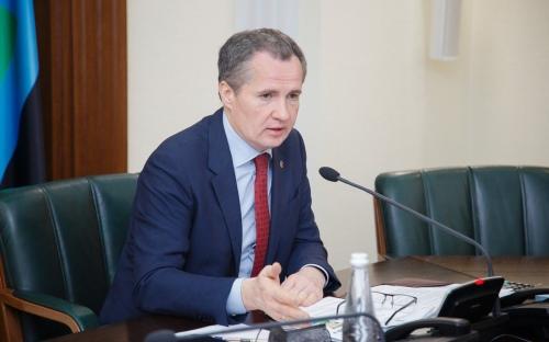 Фото: Вячеслав Гладков (Фото: пресс-служба правительства Белгородской области)