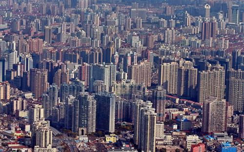 Виды Шанхая