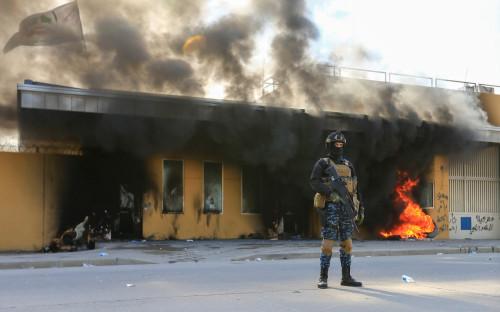 Фото:Thaier al-Sudani / Reuters