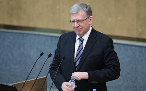 Алексей Кудрин